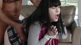 PunishTeens – Cute Gothic Schoolgirl Kidnapped & Sodomized