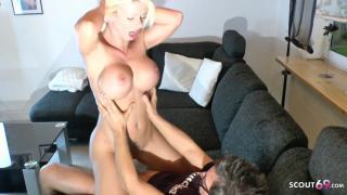 Nadja Summer beim privaten Porno Dreh mit Conny Dachs