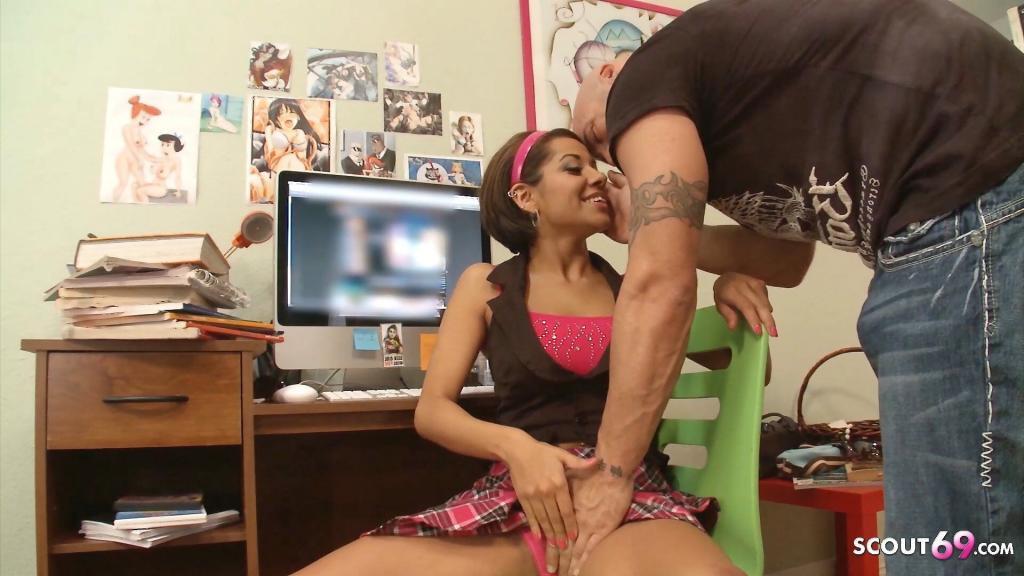 Das erste Mal Porno gucken