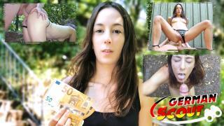 GERMAN SCOUT – 18 Jahre junge deutsche Svetlana bei Straßen Casting Anal gefickt