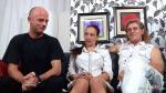 Altes deutsches Ehepaar beim Porno Casting mit zum Dreier überredet